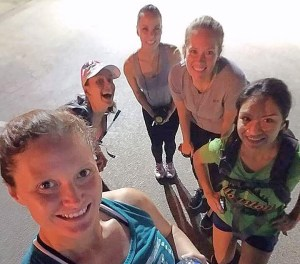 marathon training week 9: MRTT