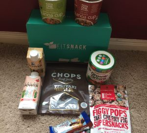 January Fit Snack Box