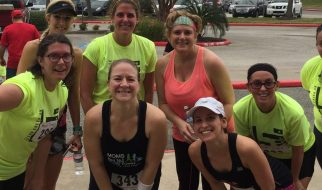 Clear Creek 5K: The Crew