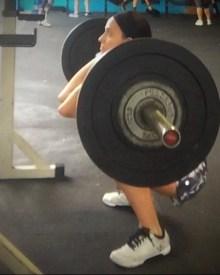 Squat heavy