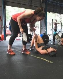 CrossFit Open 17.5 Jessica