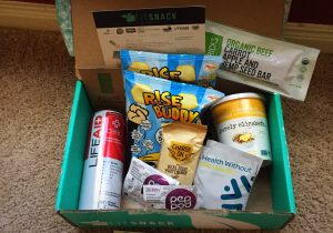 March Fit Snack Box 2017