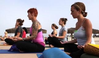 Yoga class don'ts