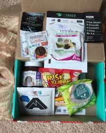 April Fit Snack Box