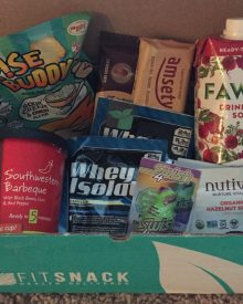 June Fit Snack Box Review