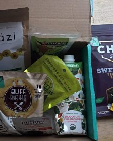 Fit Snack July Box 2017