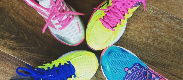 Benefits of running with kids