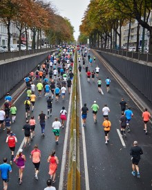 Why the marathon is not for me
