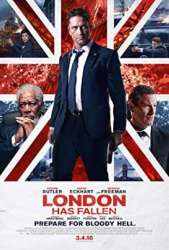 Movie Review - London Has Fallen