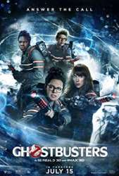Movie Review - Ghostbusters