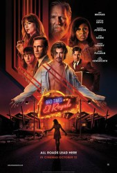 Movie Review - Bad Times at the El Royale