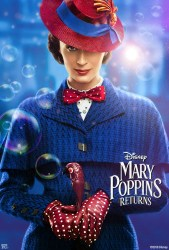 Movie Review - Mary Poppins Returns