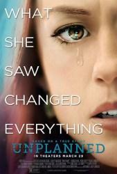 Movie Review - Unplanned