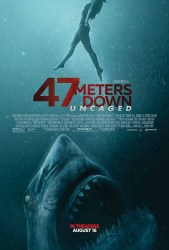Movie Review - 47 Meters Down: Uncaged