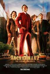 Movie Review - Anchorman: The Legend Continues