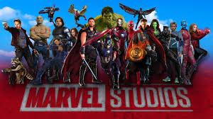 Avengers MCU superheroes