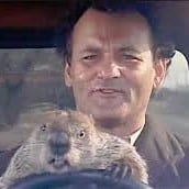 groundhog day features an endless time loop and bill murray