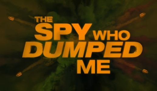 spy who dumped me
