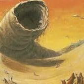 herbert sandworm dune