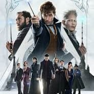 poster for Fantastic Beasts the Crimes of Grindelwald