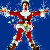 chevy chase in christmas vacation by national lampoon