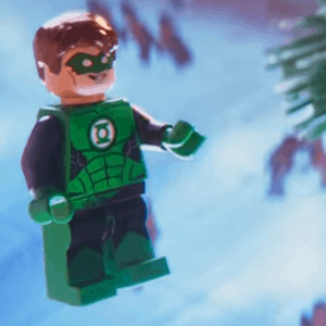 LEGO2 - Green Lantern