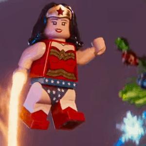 LEGO2 - Wonder Woman