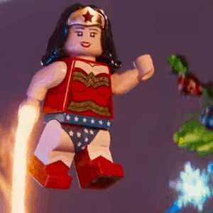 LEGO2 - Wonder Woman