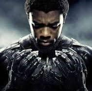 black panther and king T'Challa