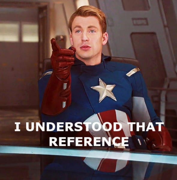 captain america understands that reference