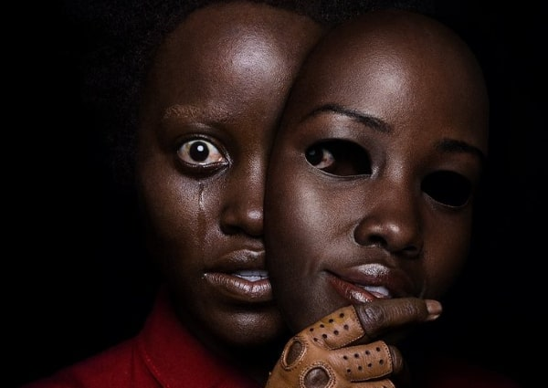 Jordan Peele movie poster for Us