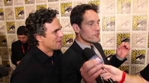 Paul rudd and mark ruffalo talk endgame