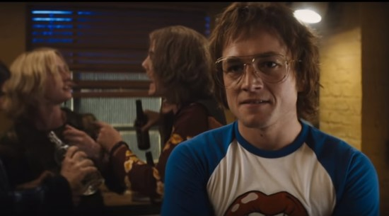 Taron Edgerton is Elton John in Rocketman