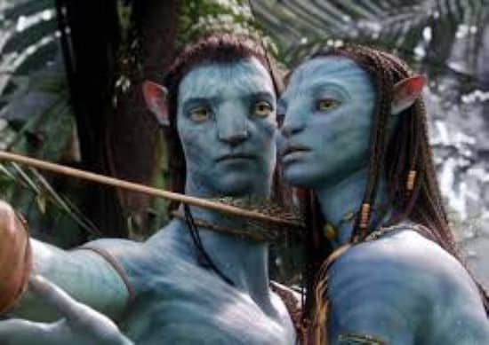 avatar na'vi man and woman