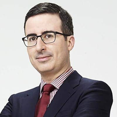 Lion King Zazu voice John Oliver