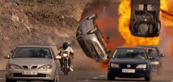 cars in fast and furious 6