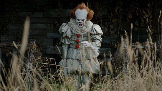 pennywise clown from it