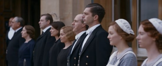 servants in downton abbey
