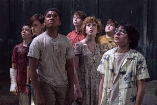 It scary movie cast horror