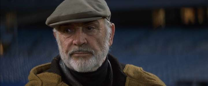 My Favorite Sean Connery Role Finding Forrester Runpee