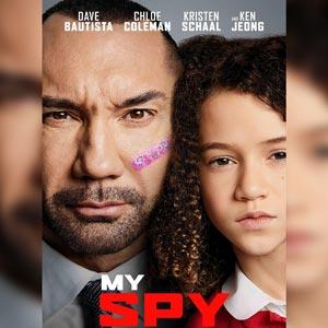 Movie review: My Spy