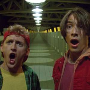 Bill and Ted Bogus Journey