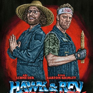 Indie Movie Review - Hawk & Rev: Vampire Slayers