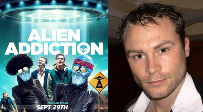 Alien Addiction Interview with Director Shea Sterling