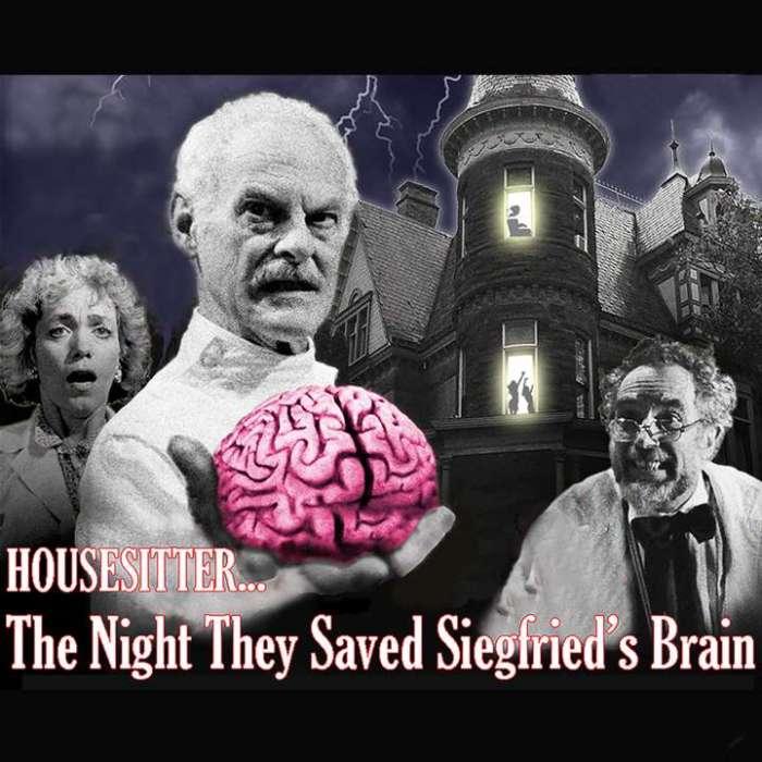 Housesitter: The Night They Saved Siegfried's Brain