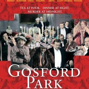 First View Movie Review – Gosford Park