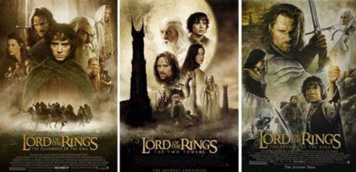 lotr-trilogy-posters