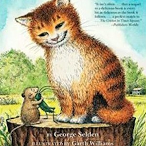 Children's Book Review - Tucker's Countryside (A sequel to The Cricket in Times Square)