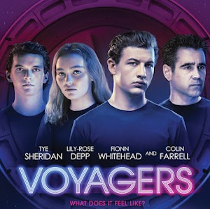 Movie Review - Voyagers (2021)