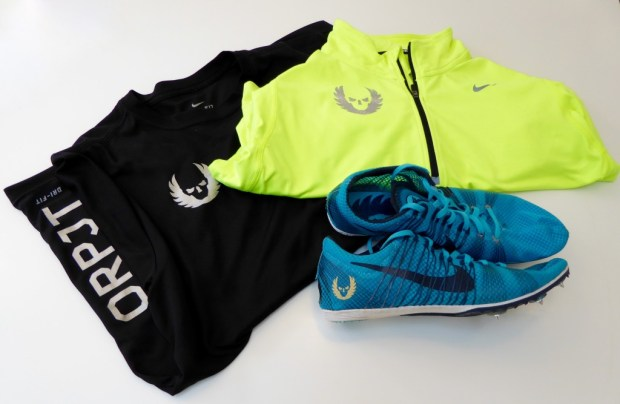 Oregon Project clothing purchased from Nike